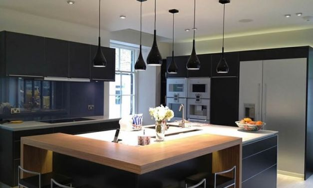 8 diseños de islas con estilo para tu cocina