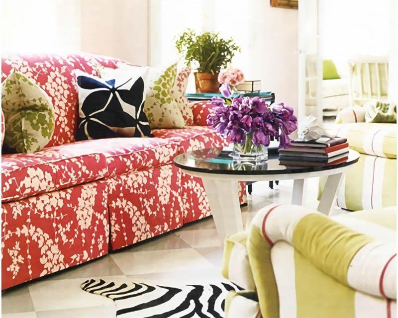 Colores fuertes tips para decorar Decoideas