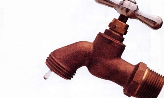 Reparaciones para evitar fugas el gasto de agua