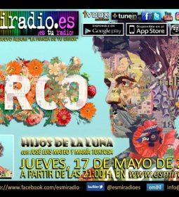 Arco el Jueves, 17 de Mayo de 2018 en esmiradio.es