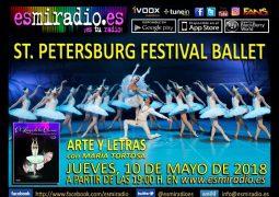 St. Petersburg Festival Ballet el 10/05/18 en esmiradio.es