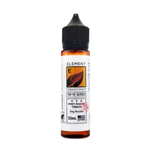 Honey Roasted Tobacco från Element (50ml, Shortfill)