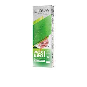 Bright Tobacco från Liqua Mix & Go (50ml, Shortfill)