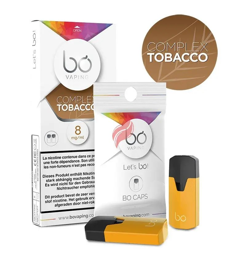 Complex Tobacco, 2-pack (pod)