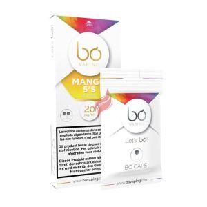 Mango 5s Nikotinsalt, 2-pack (pod)
