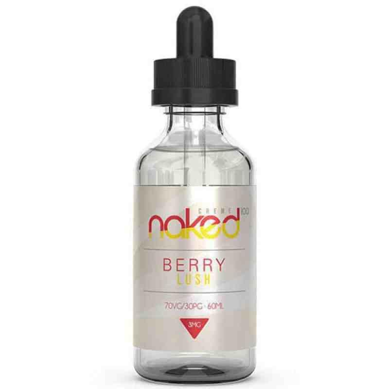 Berry Lush (50ml, Shortfill) från Naked 100