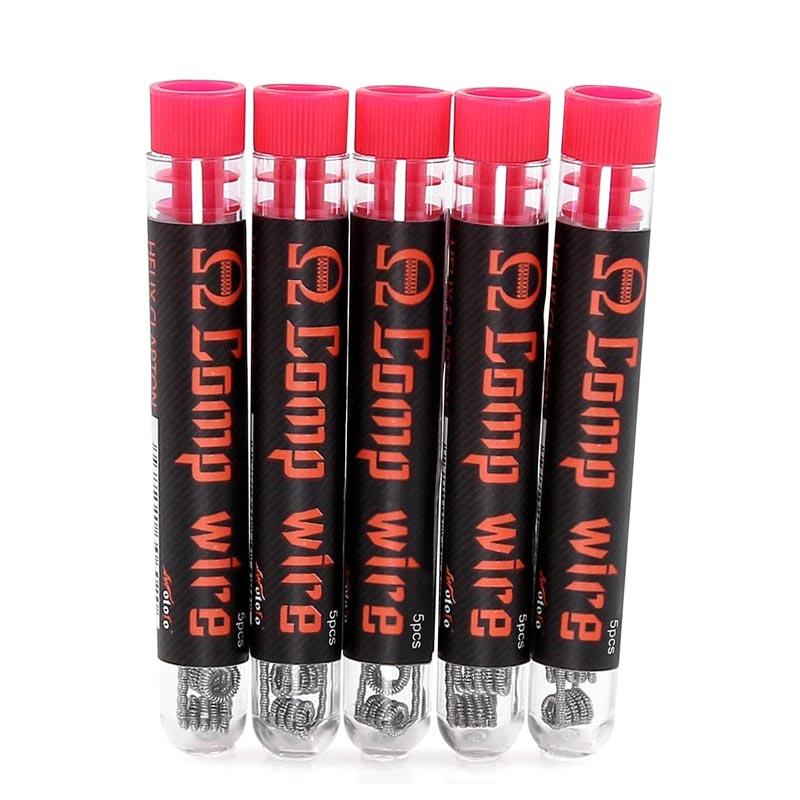 Comp Wire från Wotofo (5-pack färdiga RBA-coils)