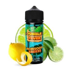 Monsoon Breeze från Jungle Fever (100ml, Shortfill)