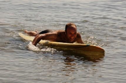 Le surfeur fou