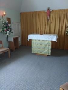 Clacton hospital chapel