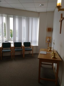 harwich multi-faith room