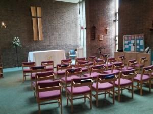 Ipswich Hospital chapel