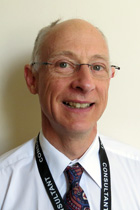 Dr James Broadway - IHT - Anaesthetist