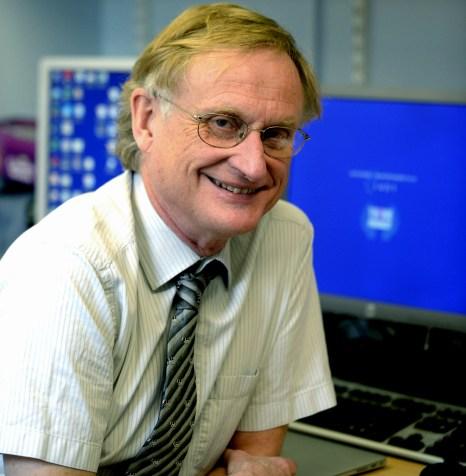 Prof Richard Watts - IHT - Rheumatology