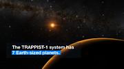ESOcast 97 Light: Sete mundos do tamanho da Terra descobertos num sistema estelar próximo (4K UHD)