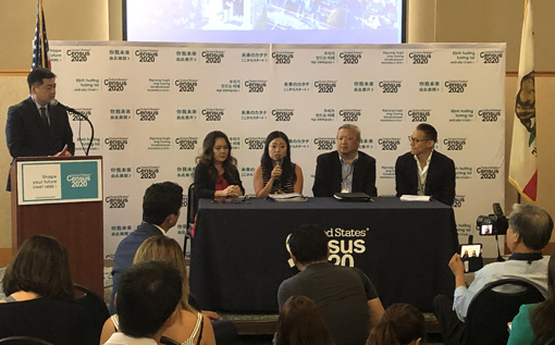 美國人口普查局敦促亞裔美國社區塑造自己的未來 - 易搜網-網通各業-華人生活服務平臺
