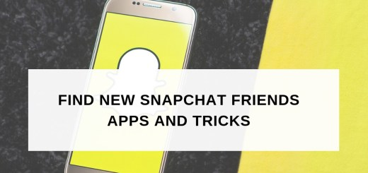 find new friends snapchat