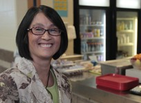 Lila Szozda, Child Nutrition Director for the Perrysburg School district. THE BLADE