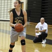 Girls basketball team preps for big year