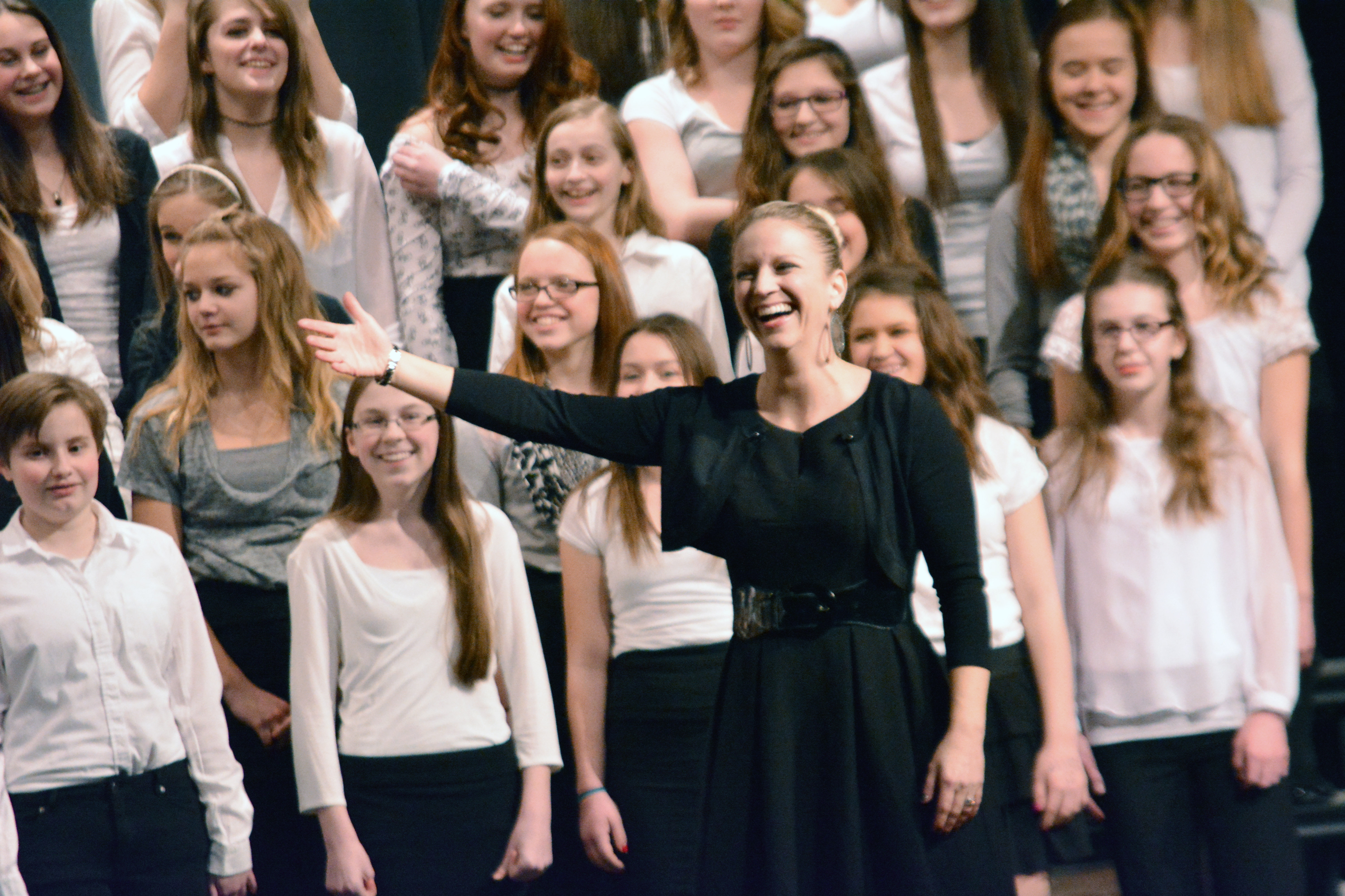 Photos from Mid-Winter concert
