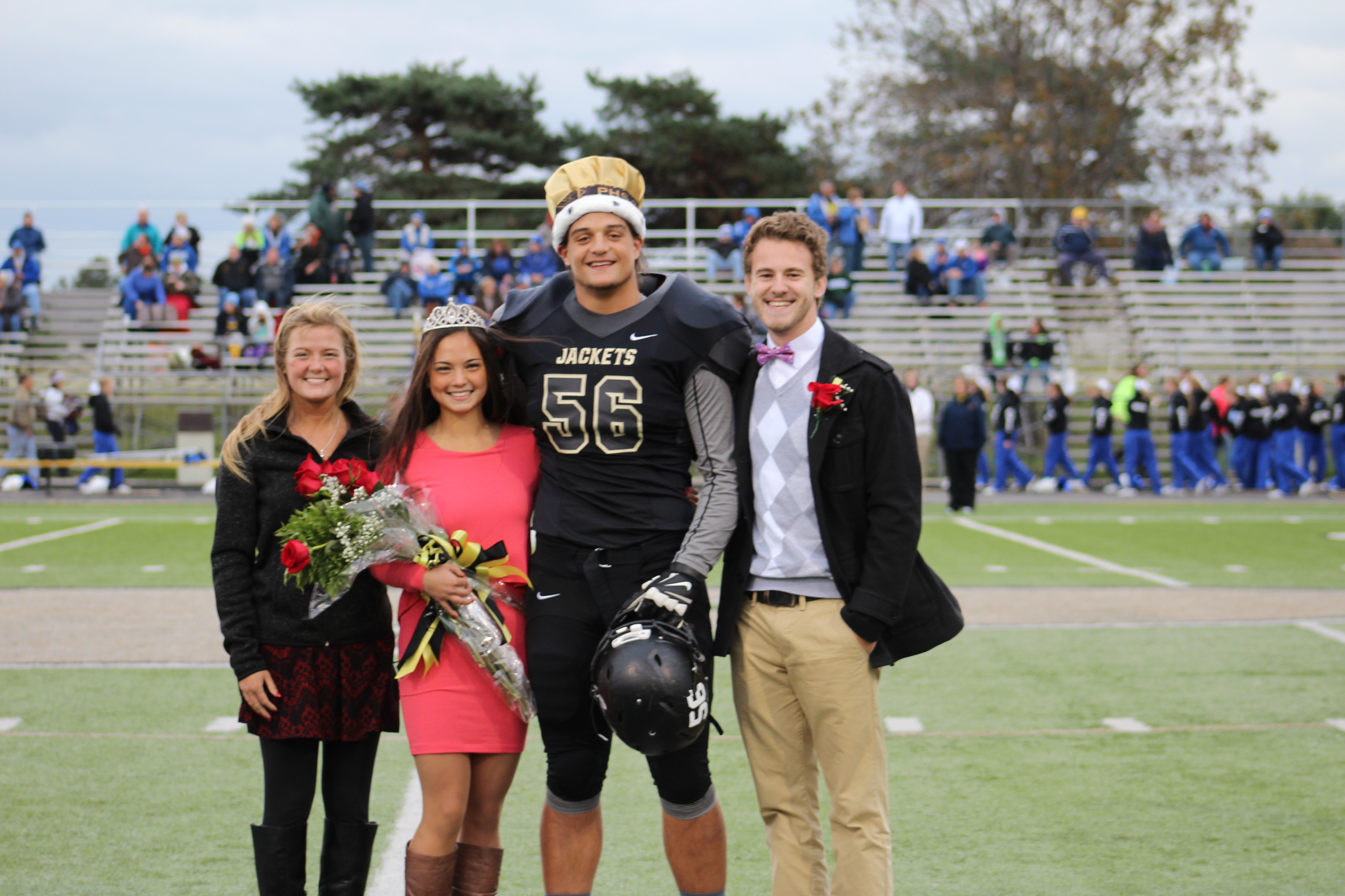 Homecoming football 2015 in pictures