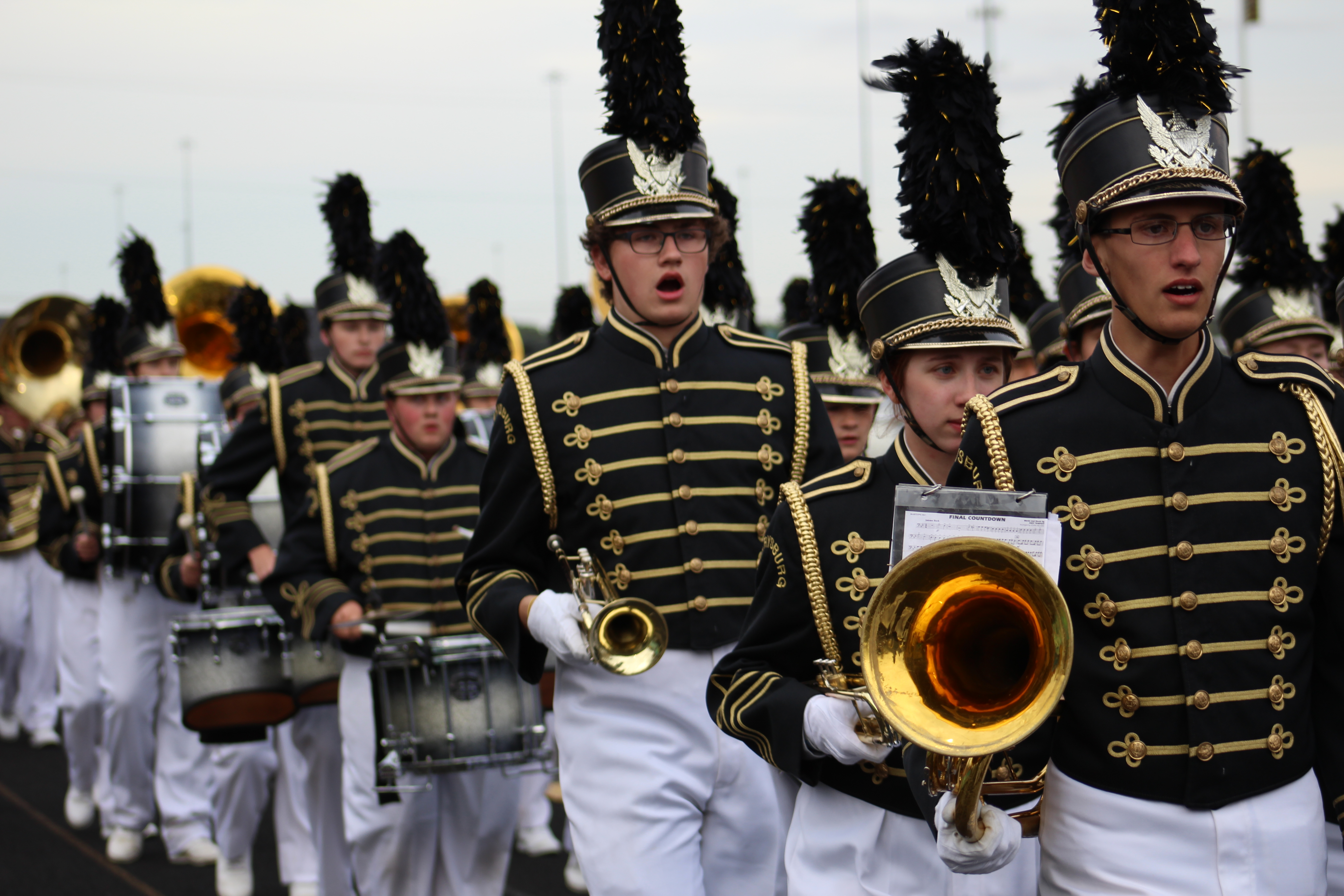 PHS band wants your vote