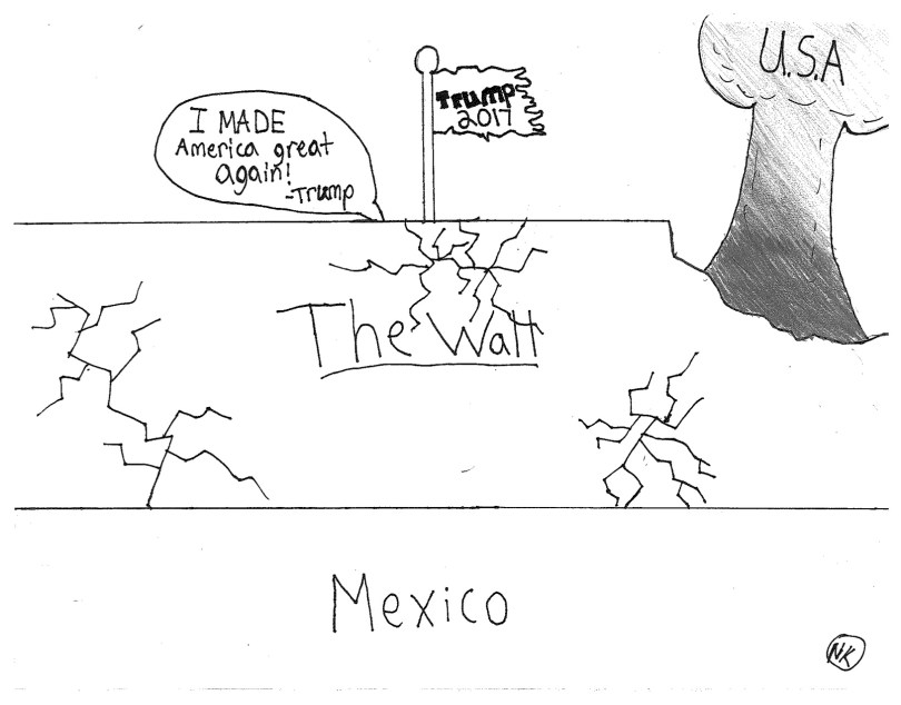 Noah Keel Editorial cartoon