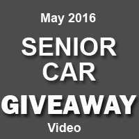 Senior Car Giveaway 2016