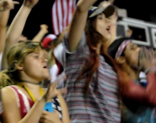 VIDEO: 2016 football home opener