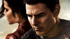 Jack Reacher (Tom Cruise) and Susan Turner (Cobie Smulders) [Photo from Screen Rant]
