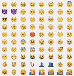New IOS 11.1 Emojis for Apple