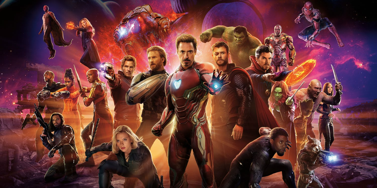 Avengers: Infinity War Preview