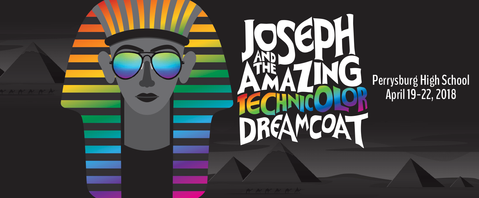 Go Go Go see Joseph and the Amazing Technicolor Dreamcoat!