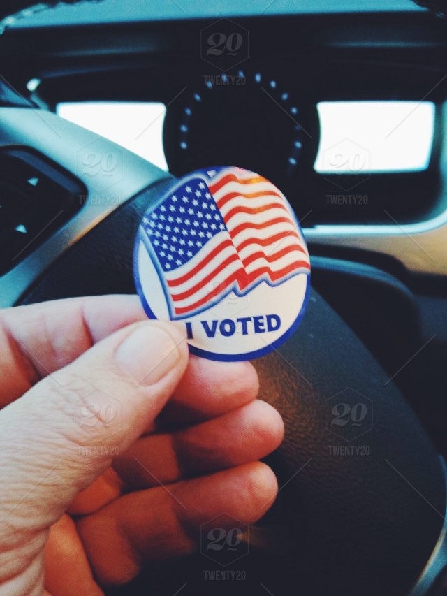 Some 2018 Seniors Can Vote in the Midterm Election in November