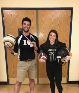Ty Bezek and Kristina DeMarco, Most Likely to Go Pro