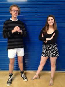 Ryan Sweeny and Emma Baumgartner, Best Dressed