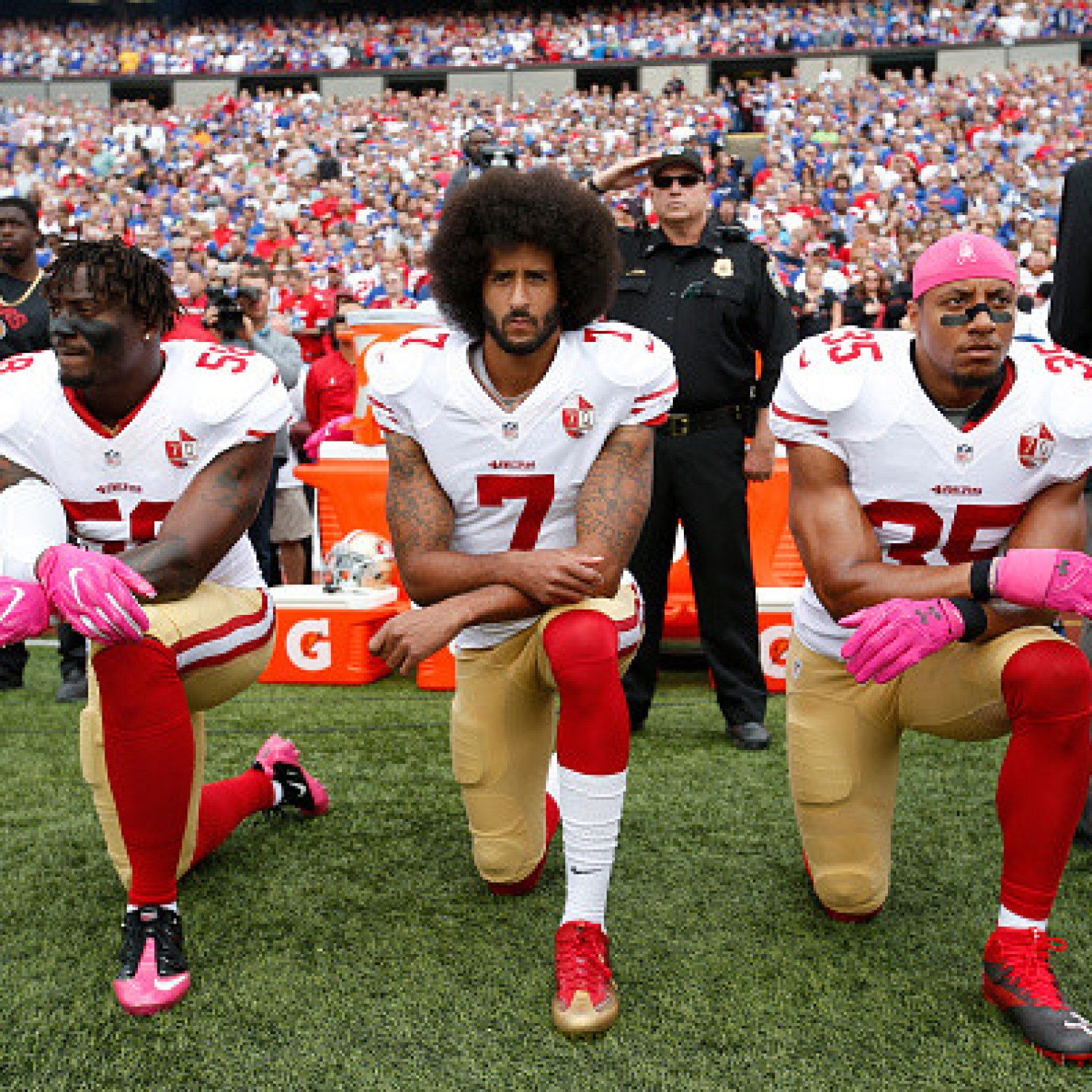 San Francisco 49ers v Buffalo Bills, Image from ESPN