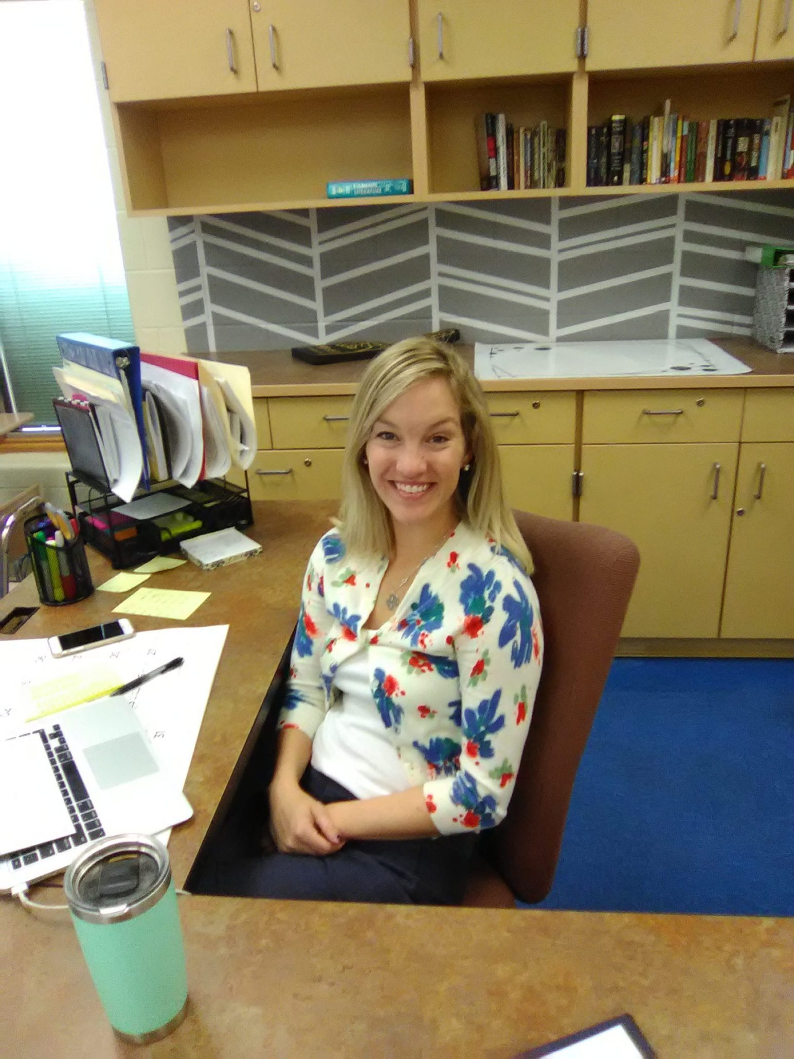New Teacher Interview: Ms. Kelsey Bishop