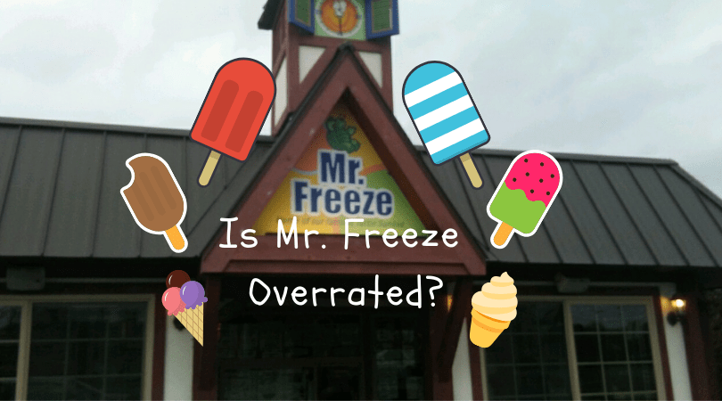 Perrysburg Divided: Is Mr. Freeze Overrated?