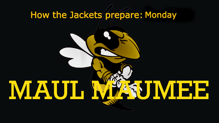 How the Jackets prepare for 'Maumee week': Monday