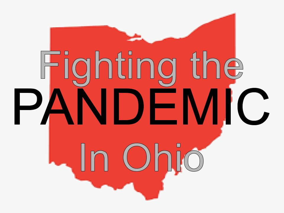 Ohio is fighting back against the pandemic COVID-19