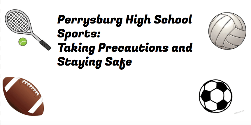 Perrysburg High School sports must take precautions to stay safe