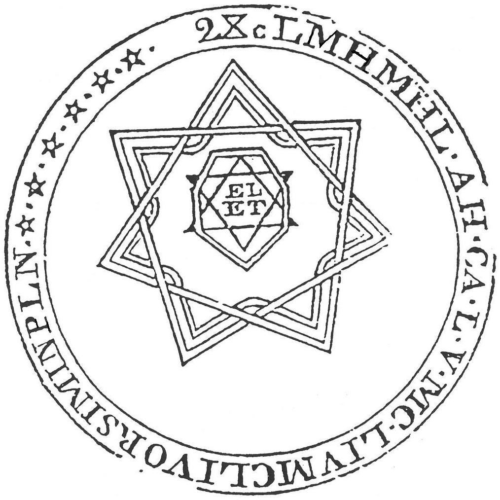Le Grimoire du Pape Honorius Rome Paris 1 Alchemy
