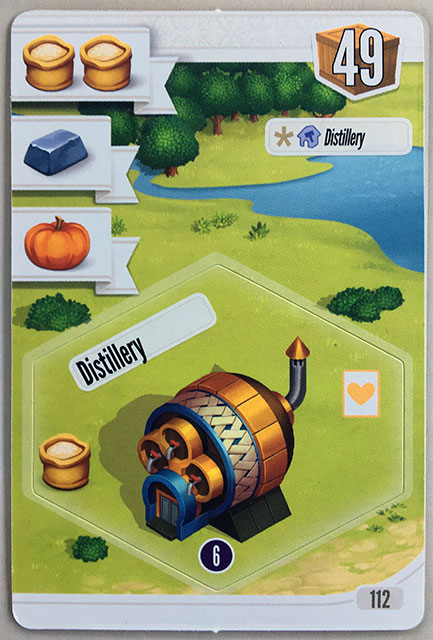 Charterstone Card 112