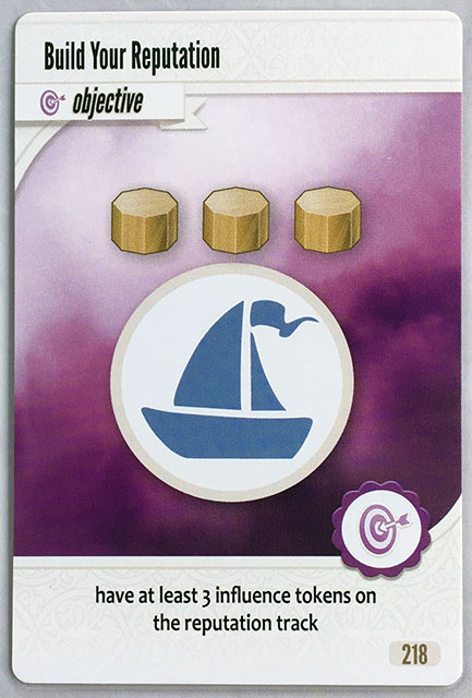 Charterstone Card 218
