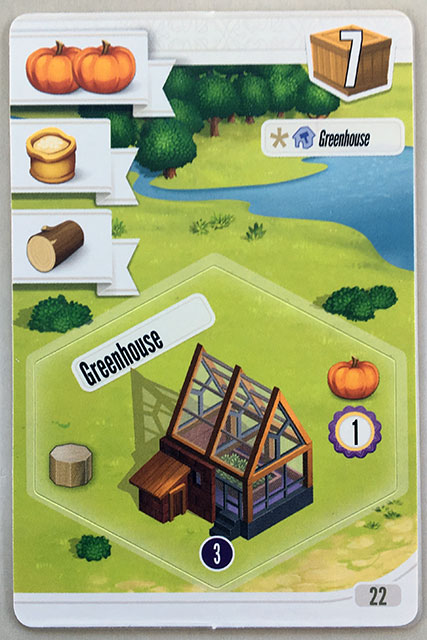 Charterstone Card 22