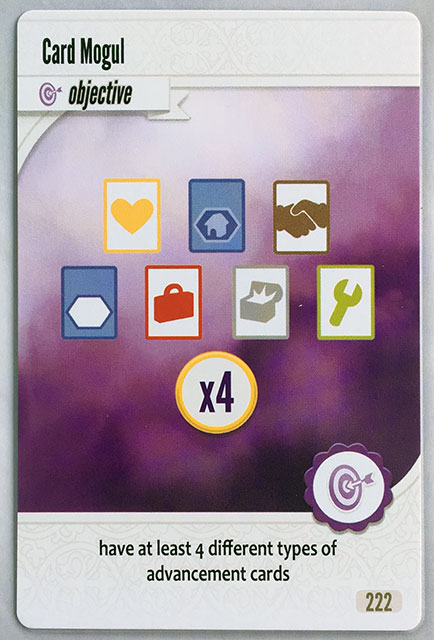 Charterstone Card 222