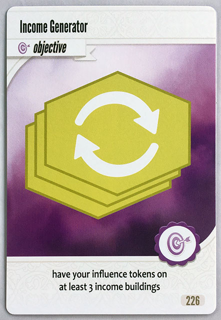Charterstone Card 226