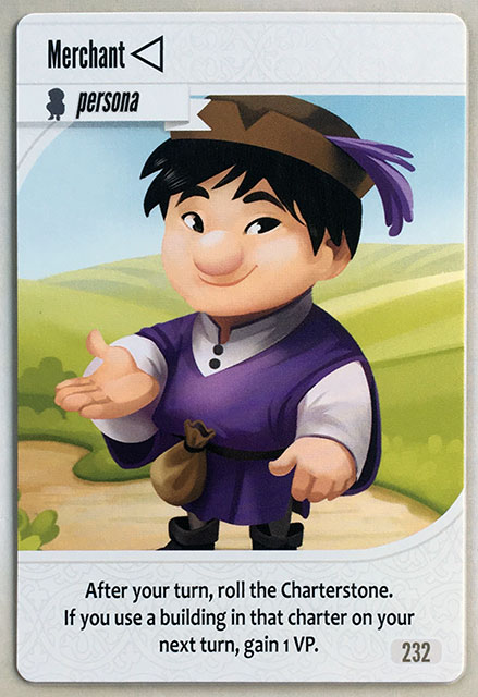 Charterstone Card 232