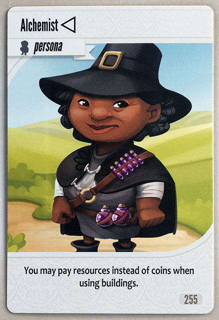 Charterstone Card 255